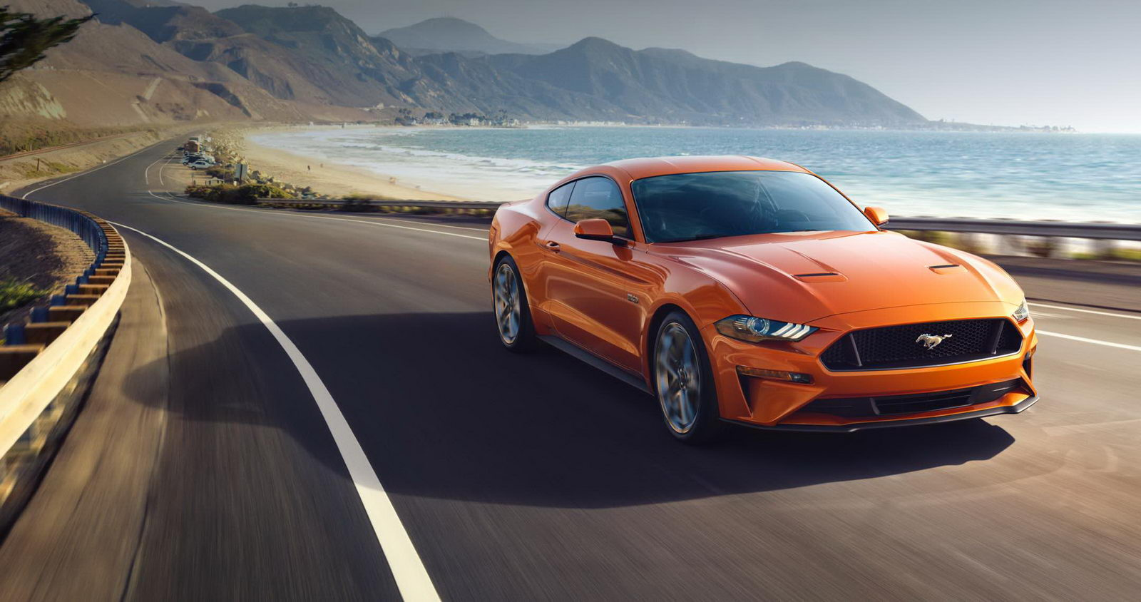 Ford Mustang GT facelift 2018 12