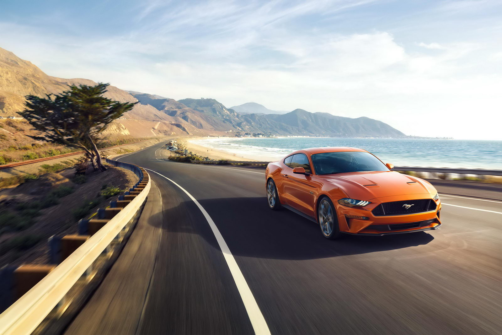 Ford Mustang GT facelift 2018 15