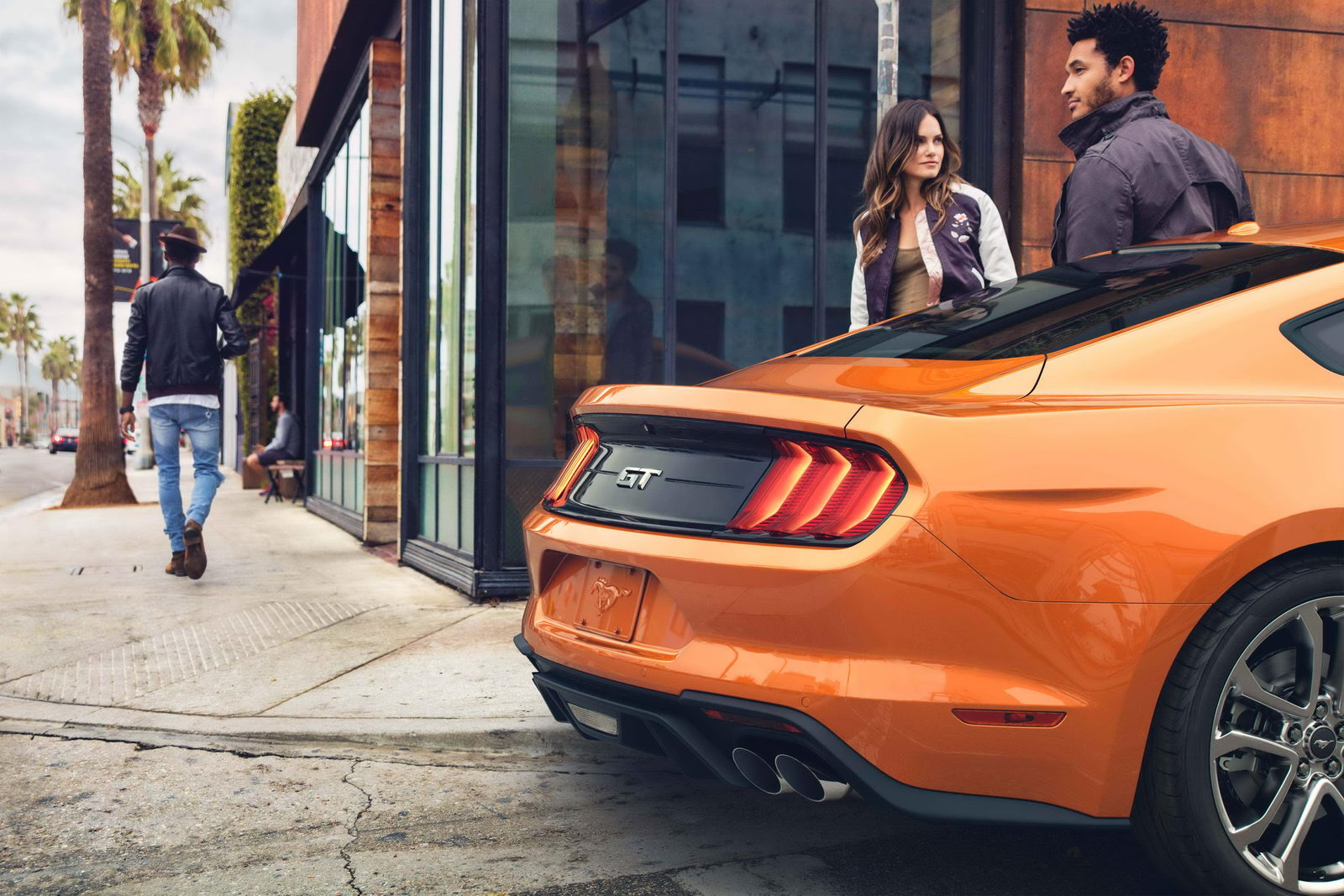 Ford Mustang GT facelift 2018 20