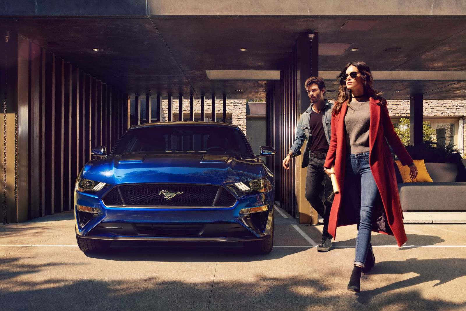 Ford Mustang GT facelift 2018 21