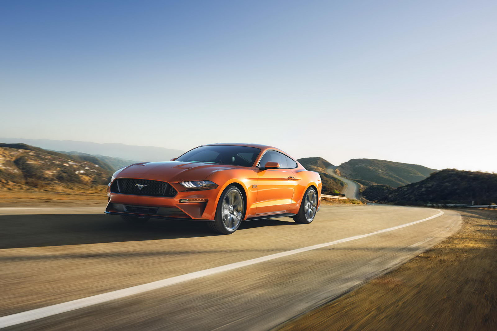 Ford Mustang GT facelift 2018 23