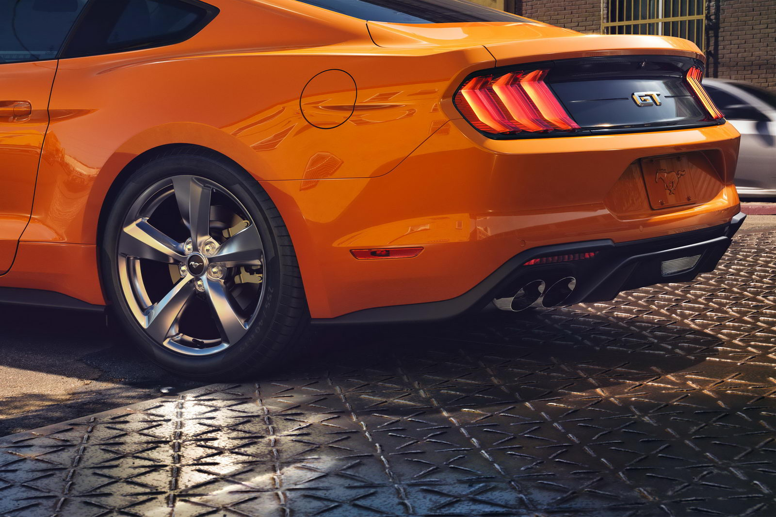 Ford Mustang GT facelift 2018 26