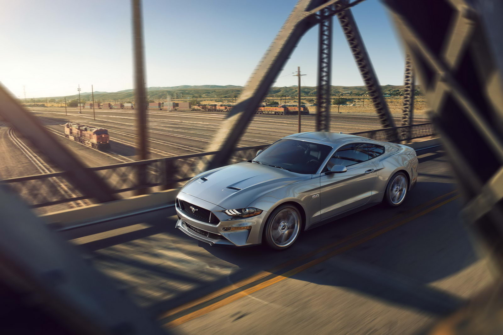 Ford Mustang GT facelift 2018 27