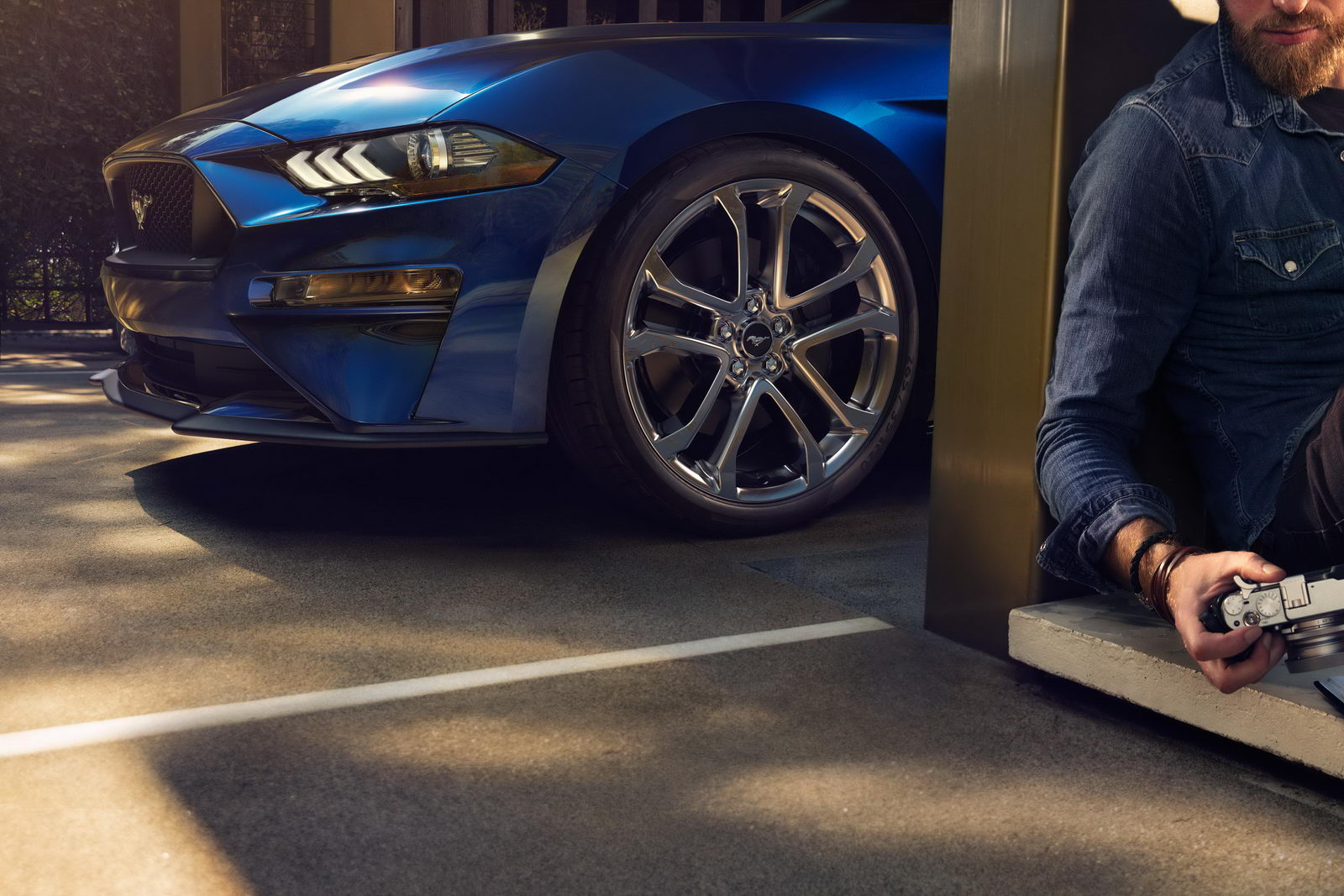 Ford Mustang GT facelift 2018 28