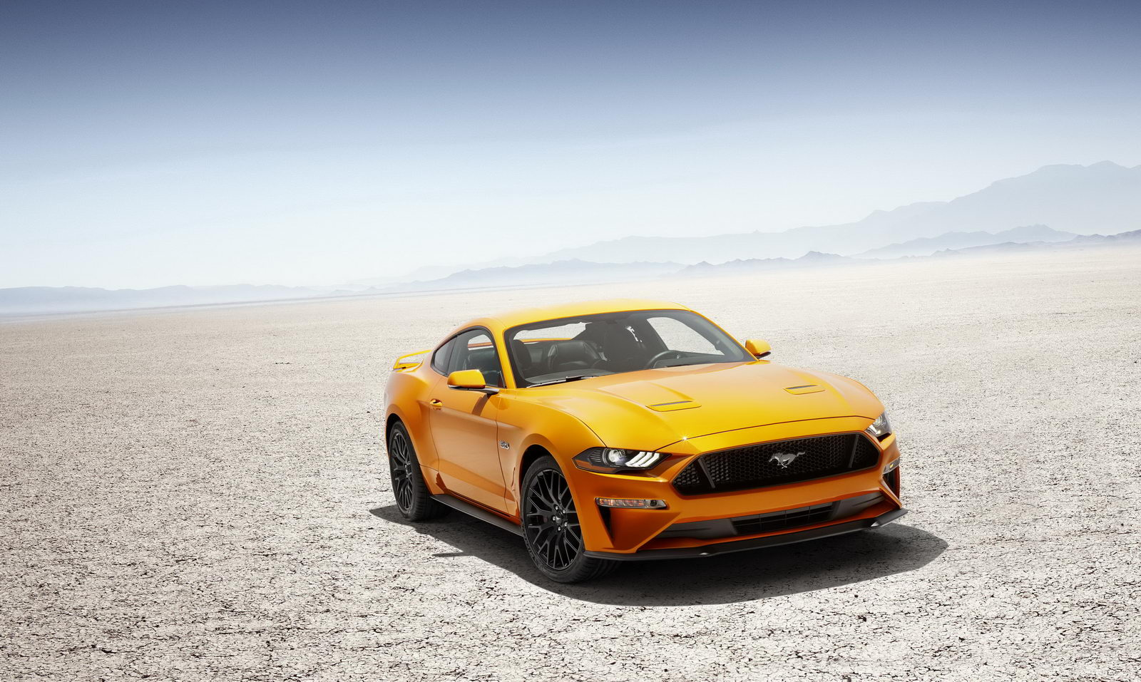 Ford Mustang GT facelift 2018 3
