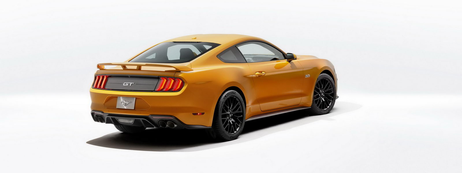 Ford Mustang GT facelift 2018 4