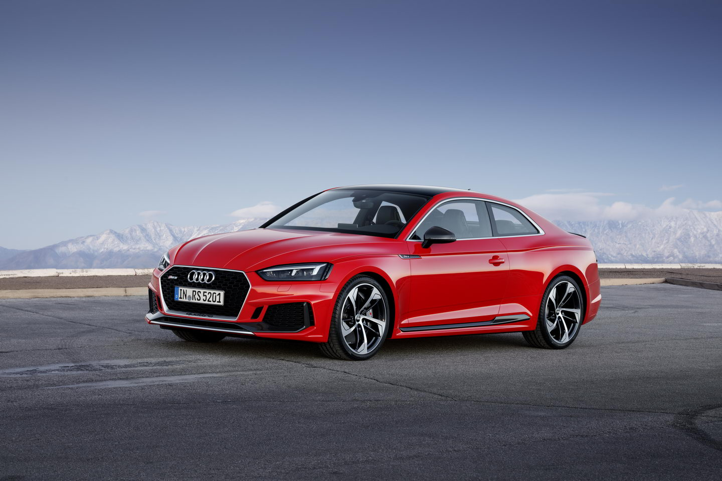 Audi RS 5 Coupe 2018 10