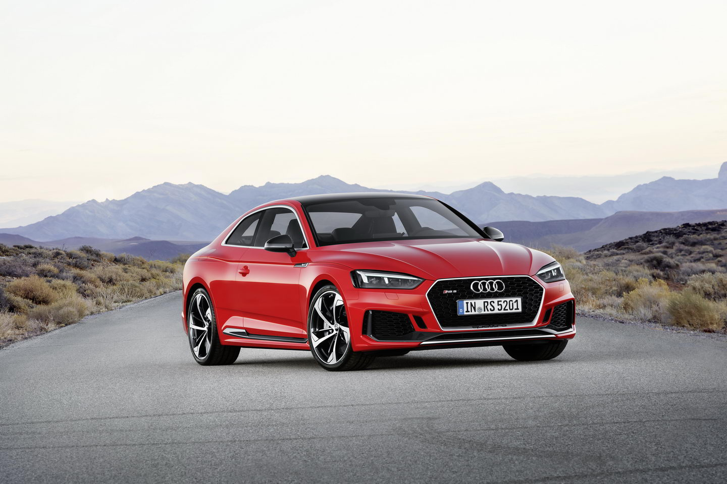Audi RS 5 Coupe 2018 11