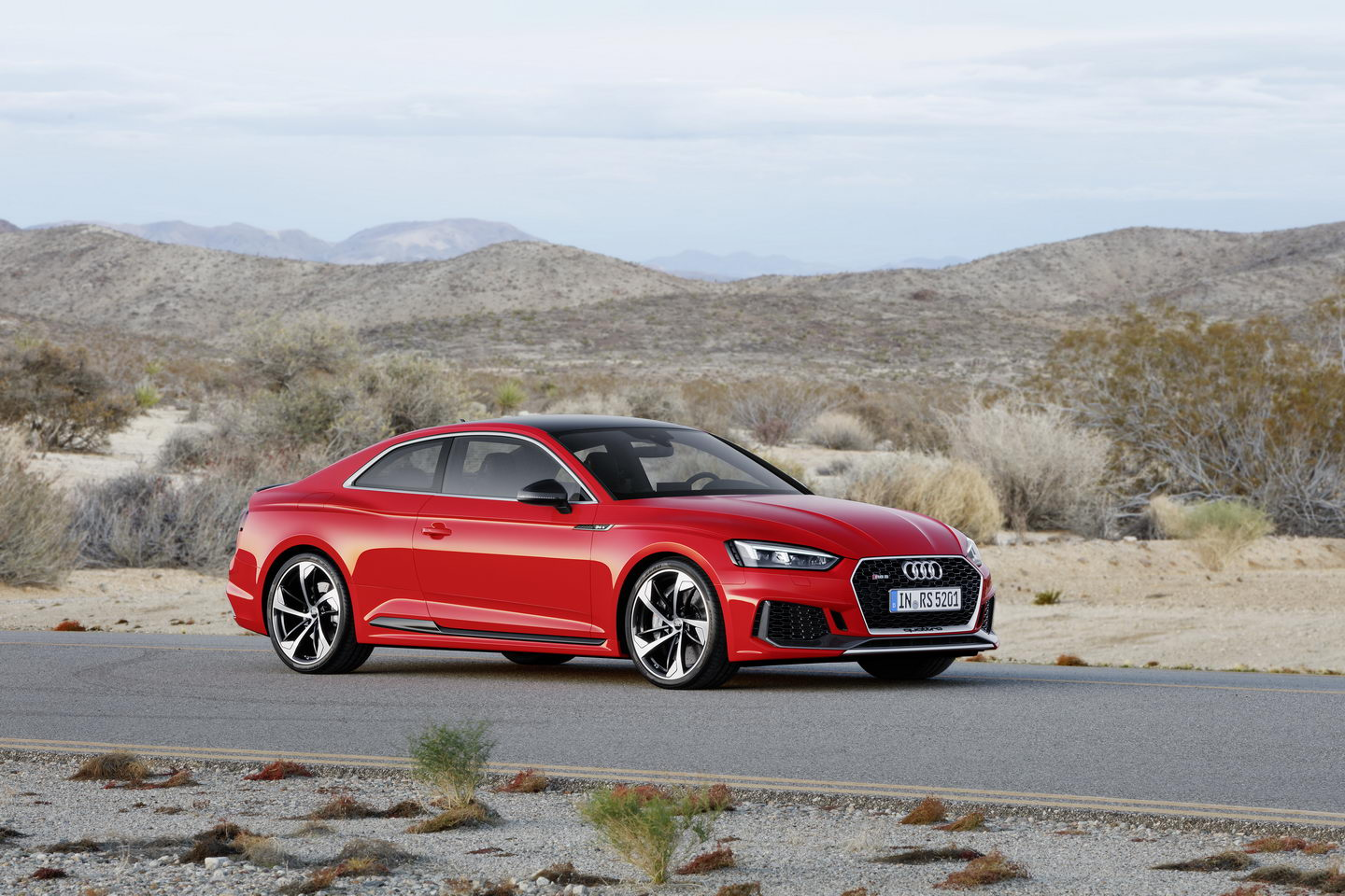Audi RS 5 Coupe 2018 13