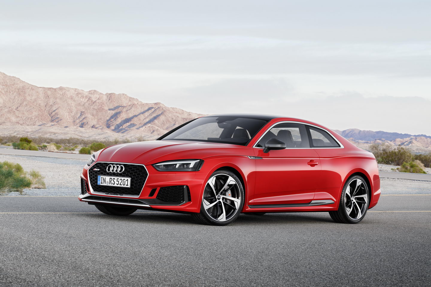 Audi RS 5 Coupe 2018 15