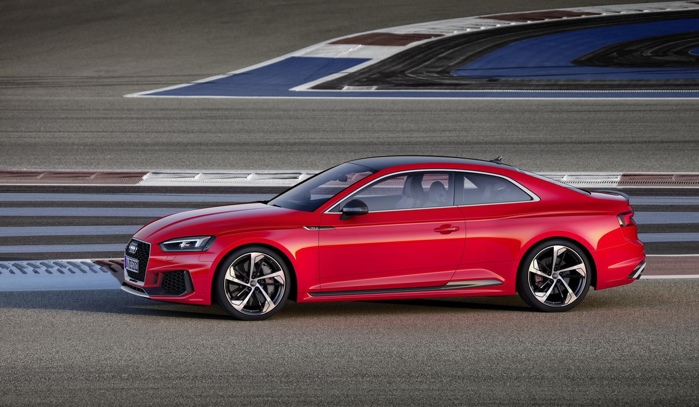 Audi RS 5 Coupe 2018 16