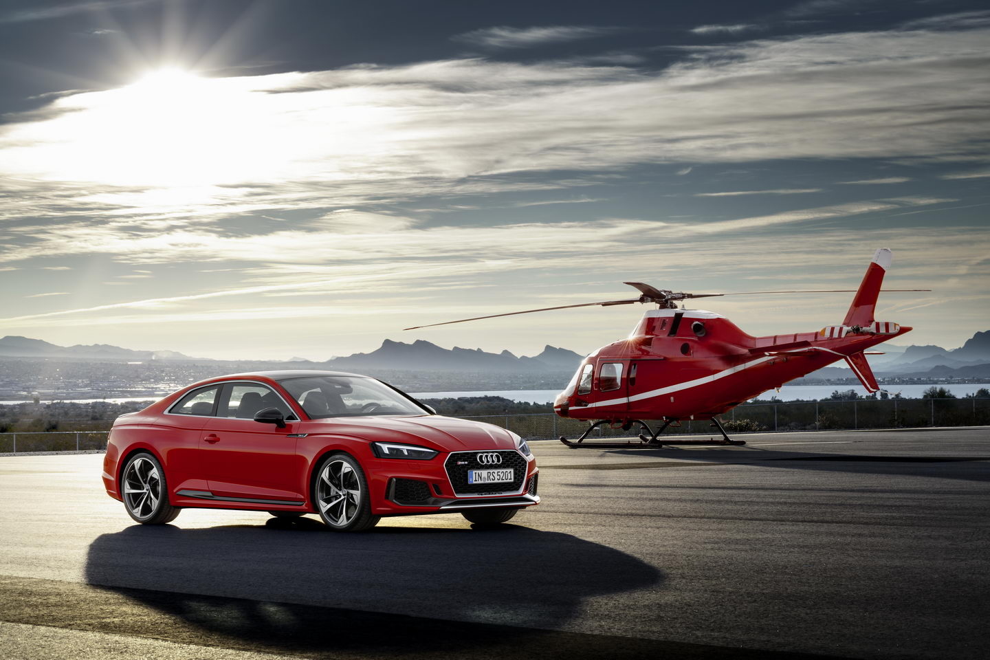 Audi RS 5 Coupe 2018 19