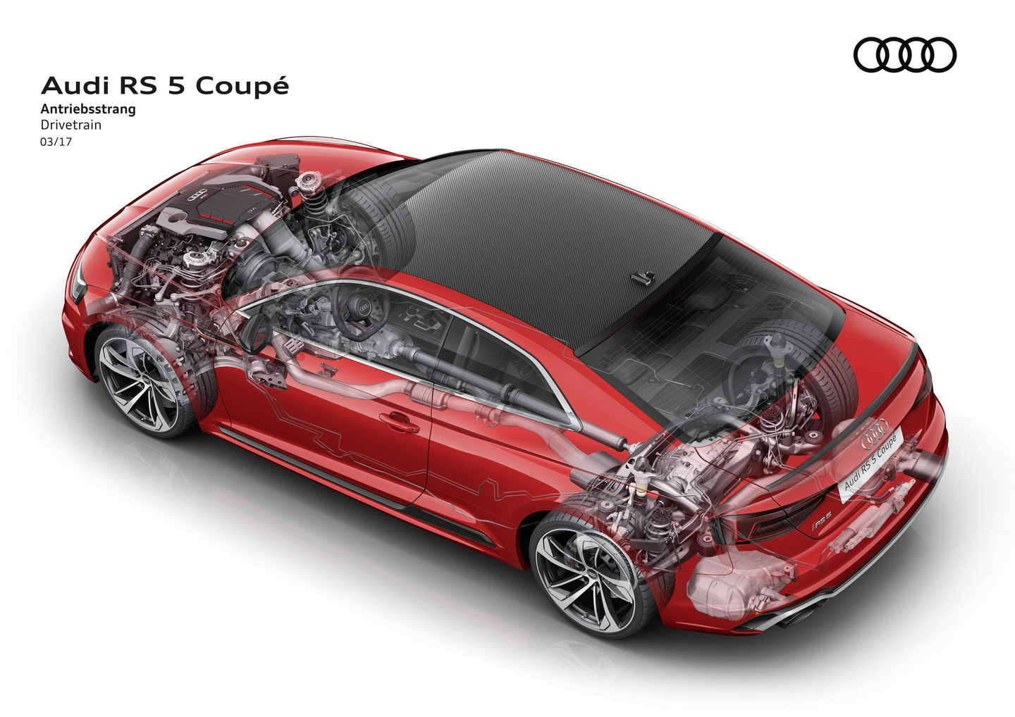 Audi RS 5 Coupe 2018 2