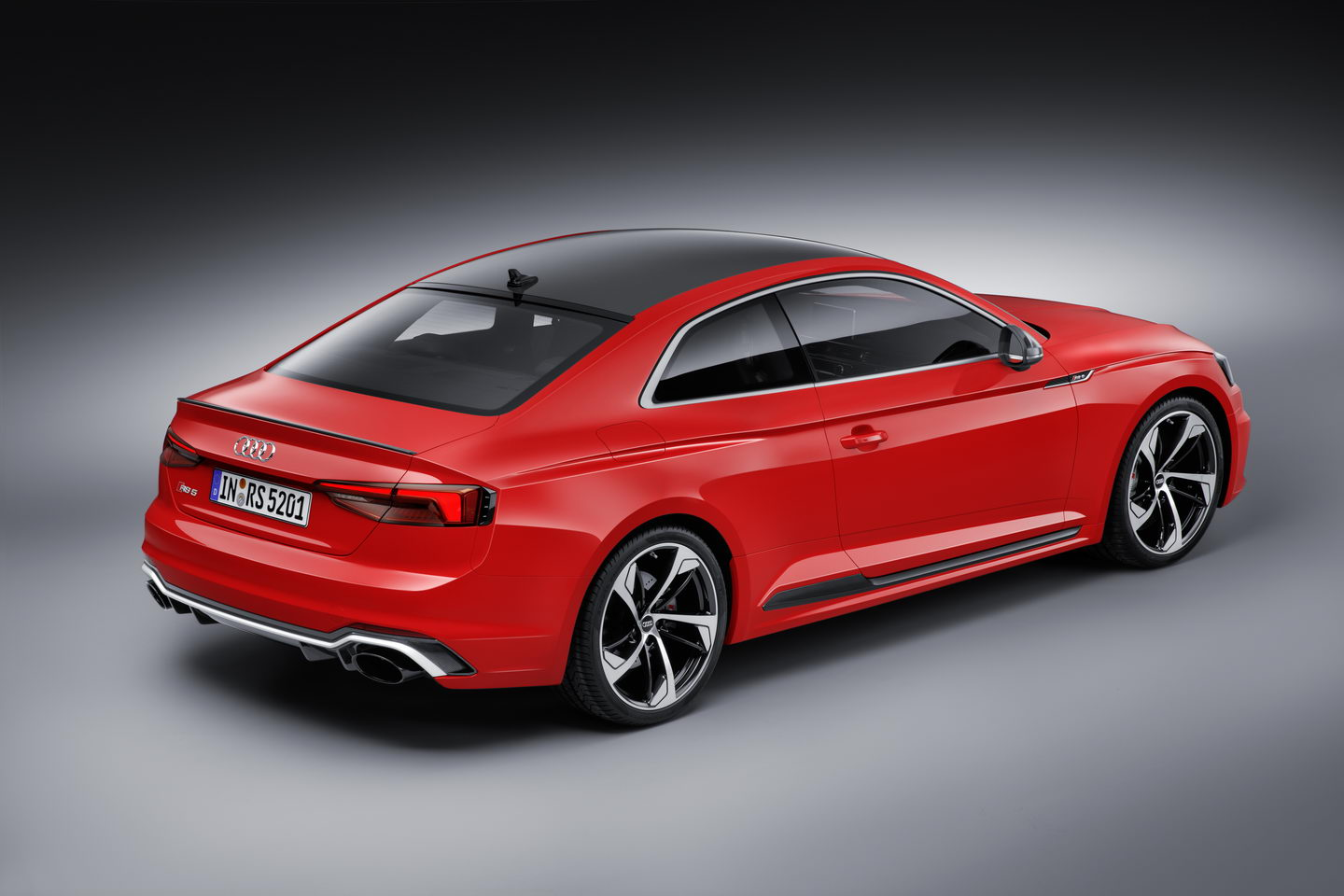 Audi RS 5 Coupe 2018 25