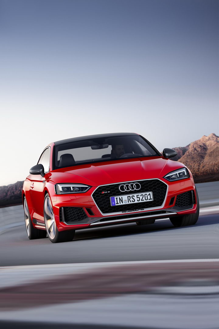 Audi RS 5 Coupe 2018 27