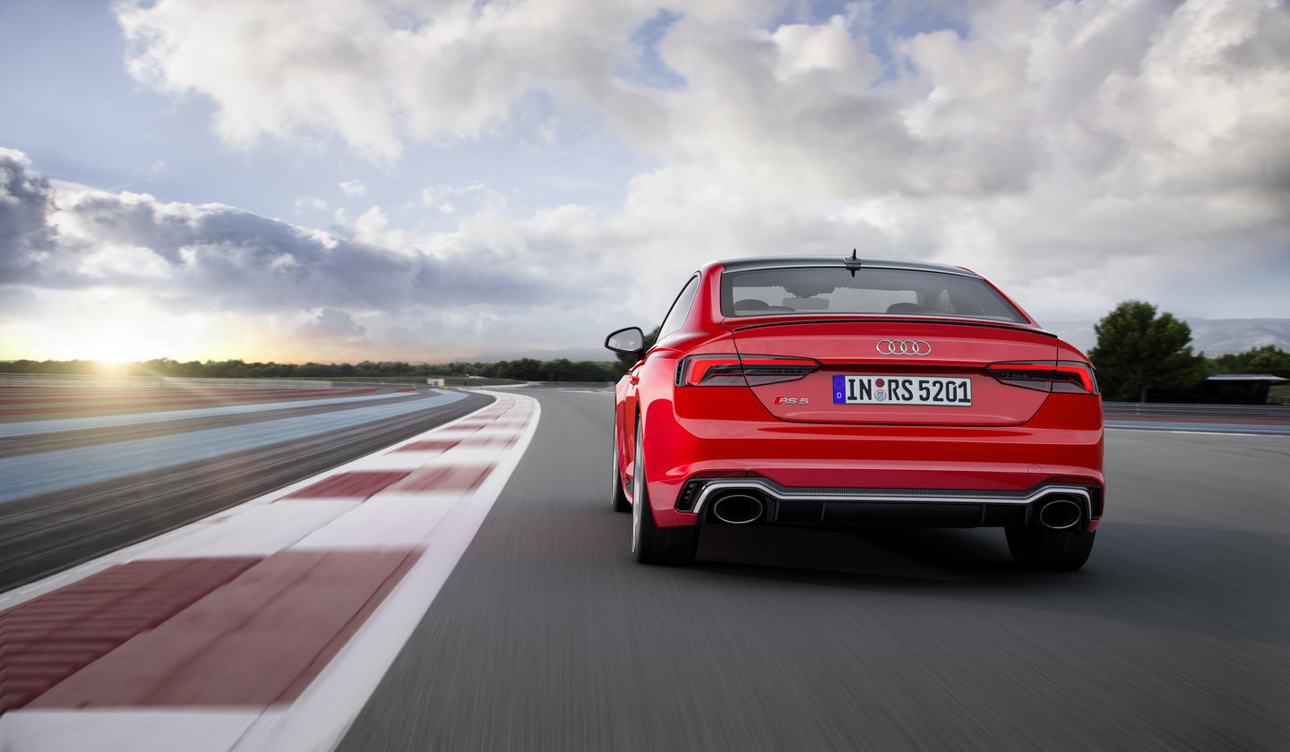 Audi RS 5 Coupe 2018 28