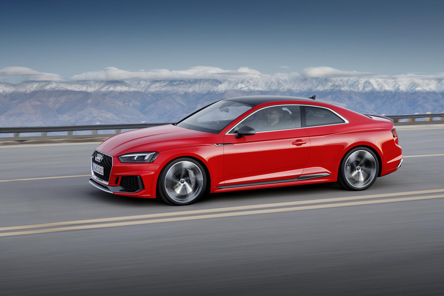 Audi RS 5 Coupe 2018 36
