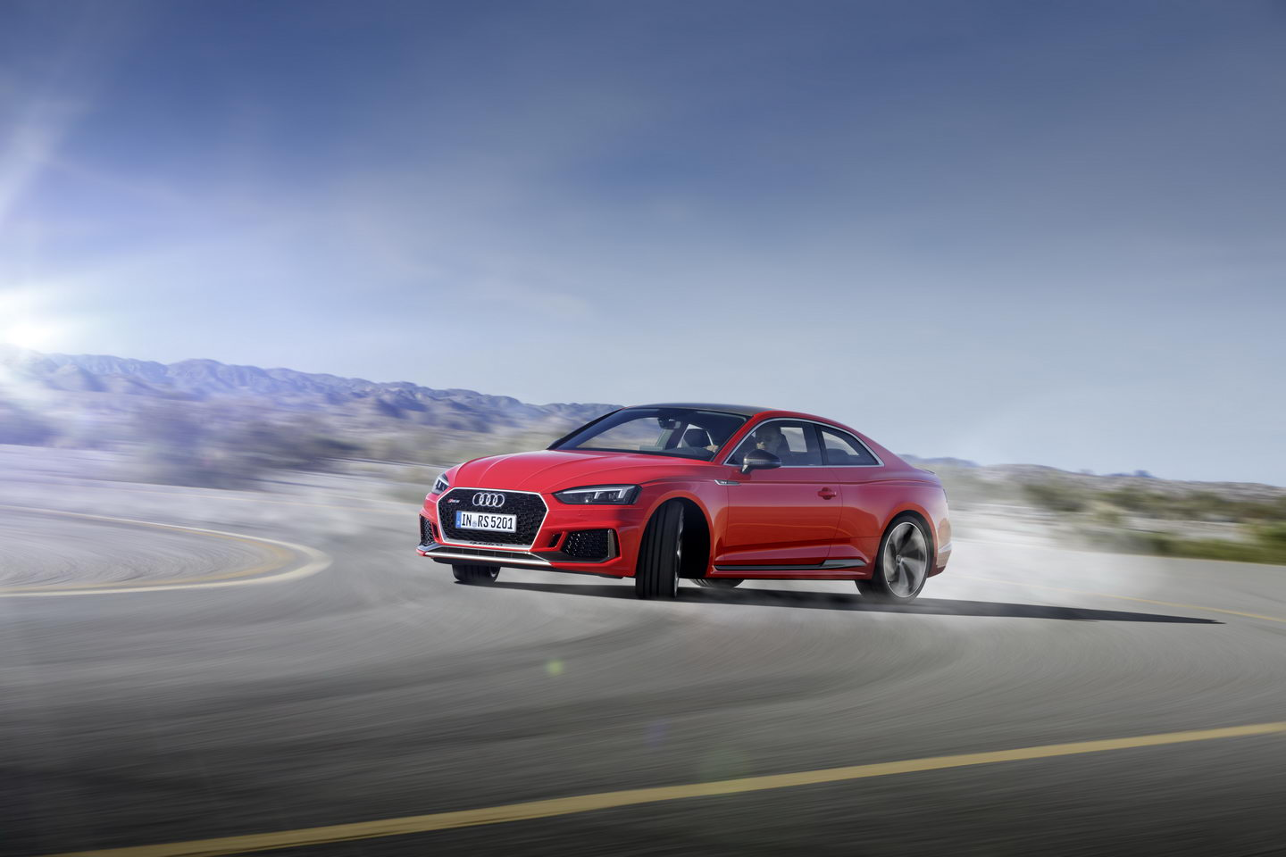 Audi RS 5 Coupe 2018 37