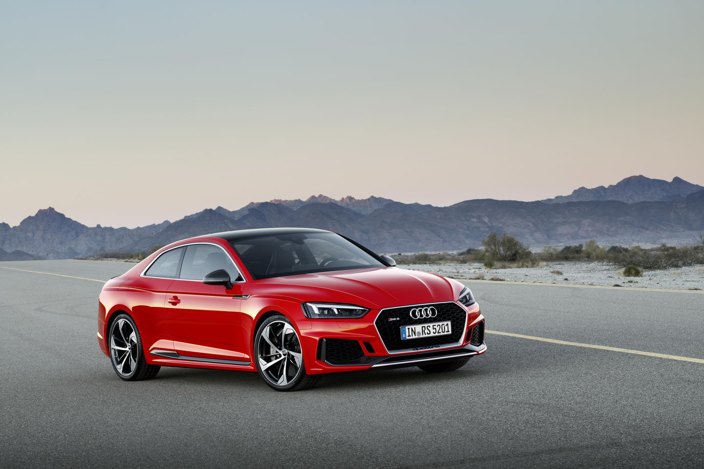 Audi RS 5 Coupe 2018 8