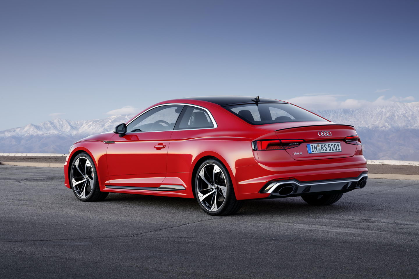 Audi RS 5 Coupe 2018 9