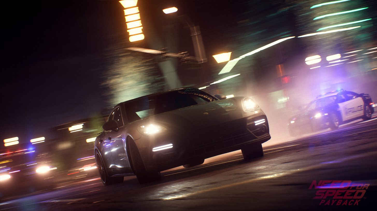 NFS Payback screens 1