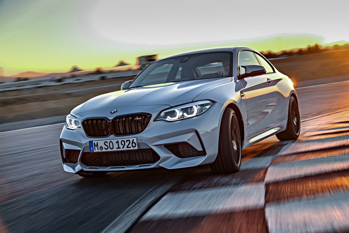 New BMW M2 Competition 2018 0