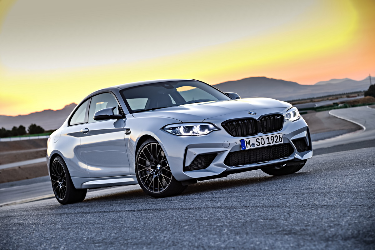 New BMW M2 Competition 2018 1