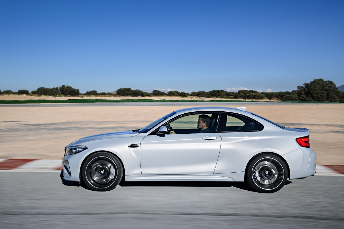 New BMW M2 Competition 2018 11