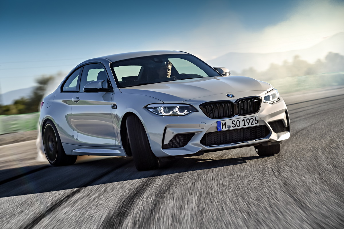 New BMW M2 Competition 2018 13