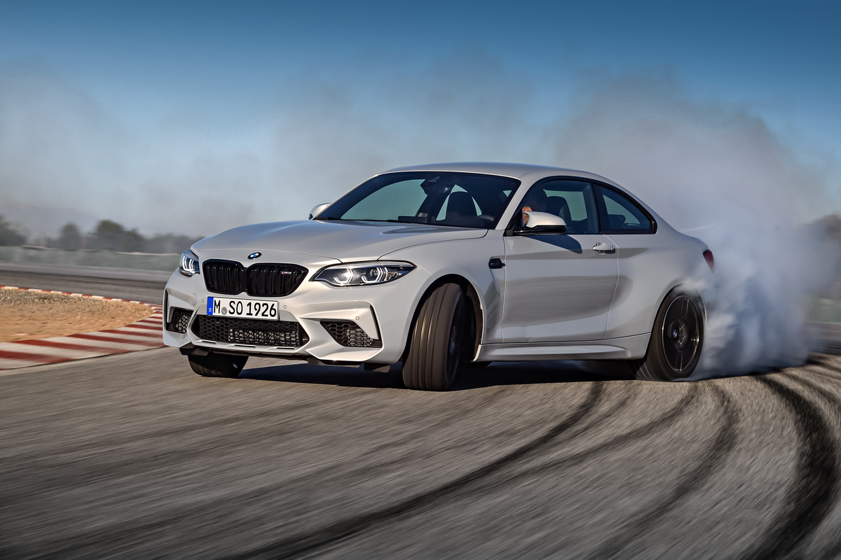 New BMW M2 Competition 2018 14