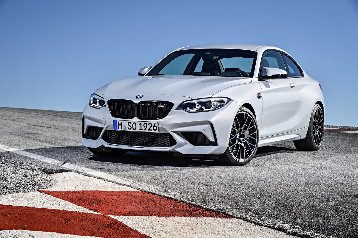 New BMW M2 Competition 2018 15