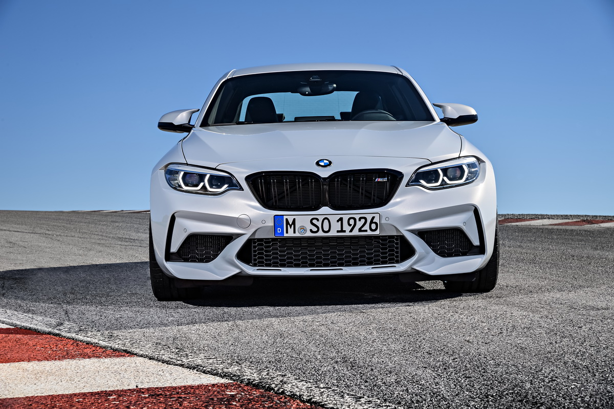 New BMW M2 Competition 2018 16