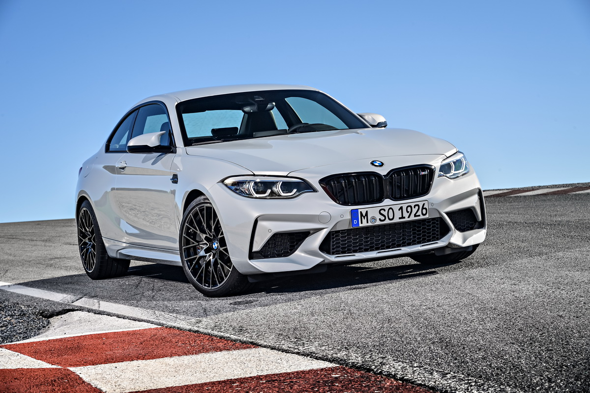 New BMW M2 Competition 2018 17