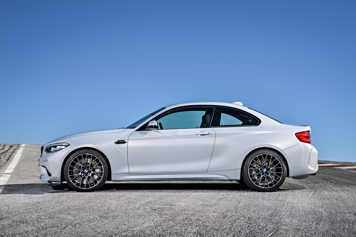 New BMW M2 Competition 2018 19