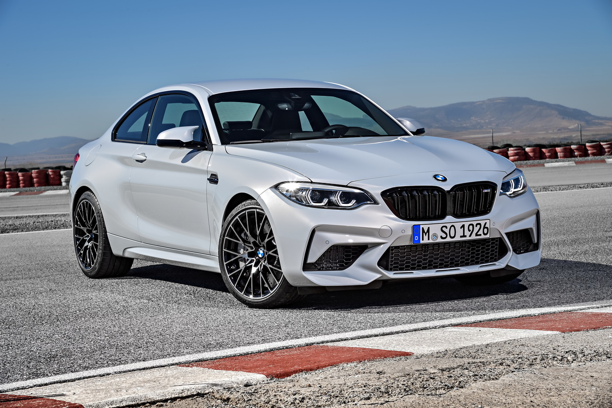 New BMW M2 Competition 2018 20