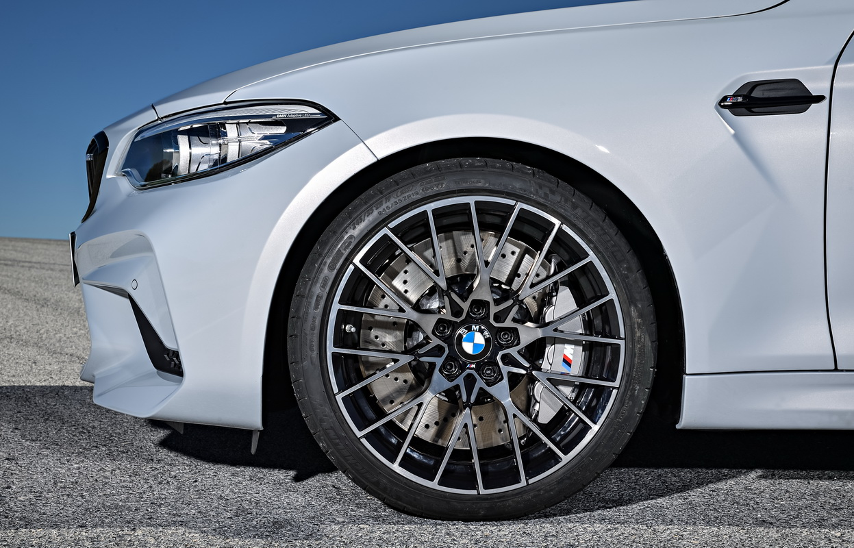 New BMW M2 Competition 2018 21
