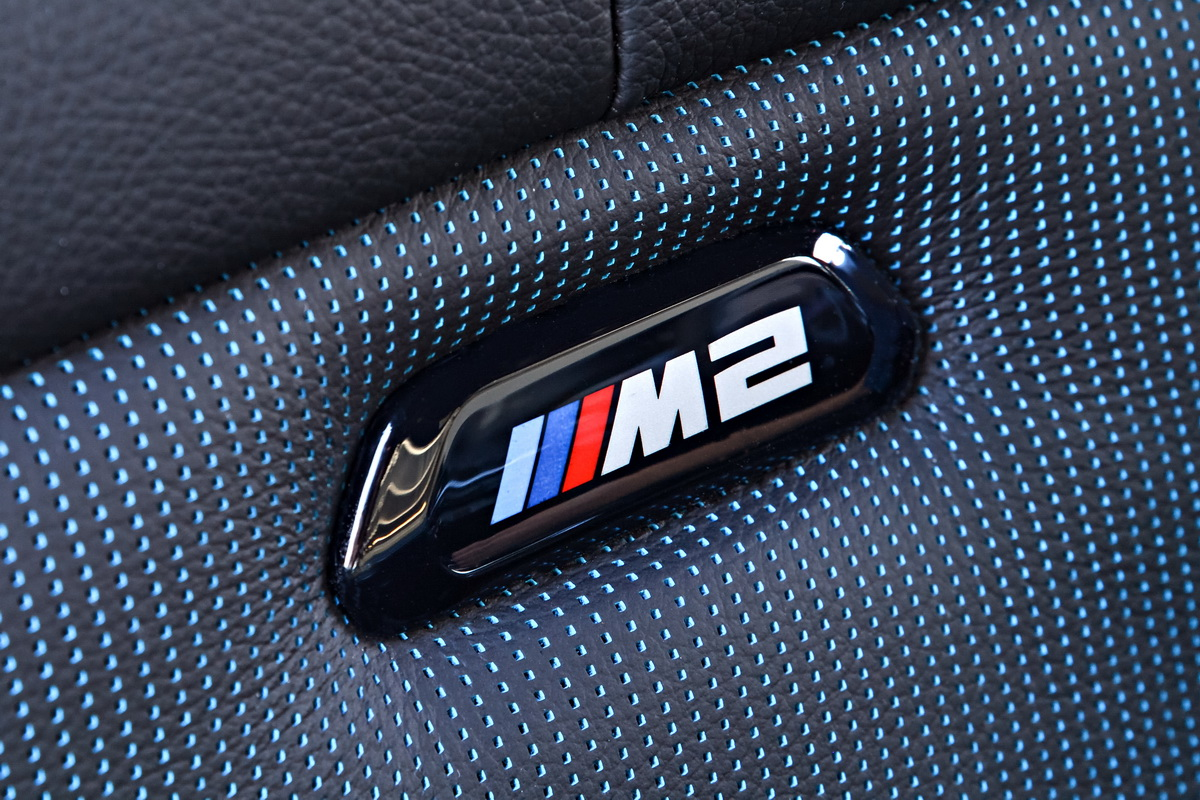 New BMW M2 Competition 2018 28