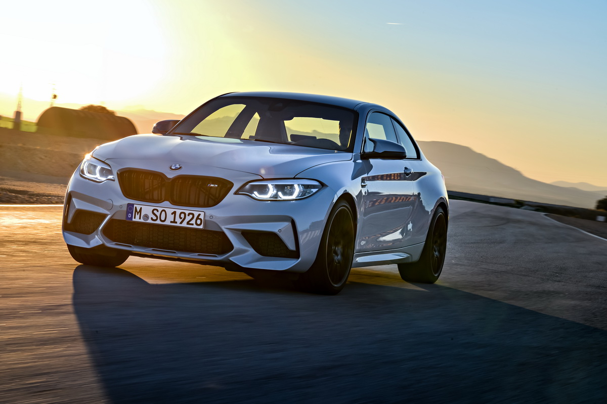New BMW M2 Competition 2018 3