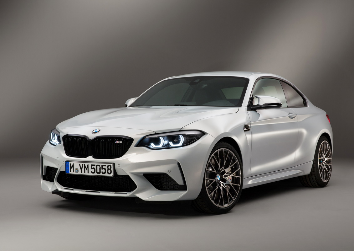New BMW M2 Competition 2018 32