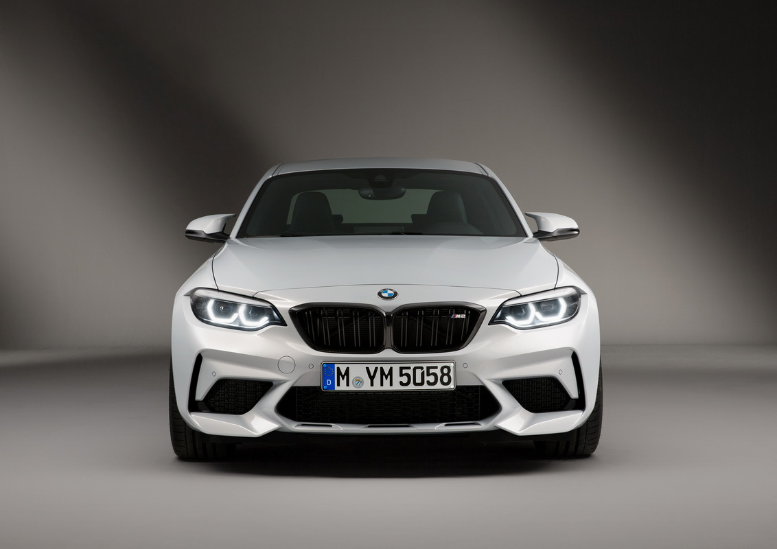 New BMW M2 Competition 2018 33