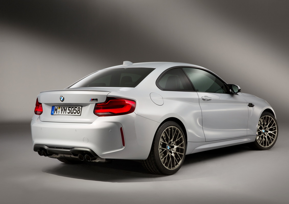 New BMW M2 Competition 2018 34