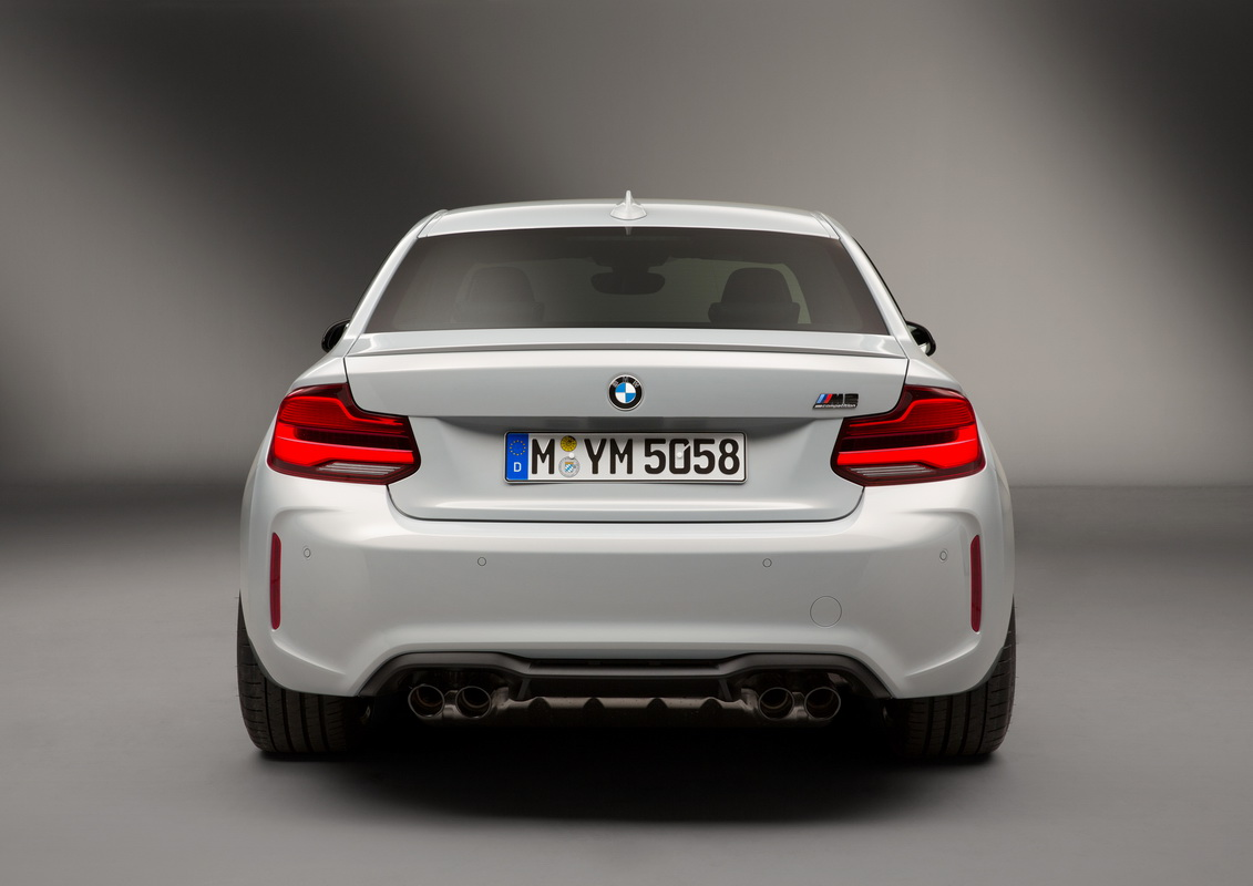 New BMW M2 Competition 2018 35