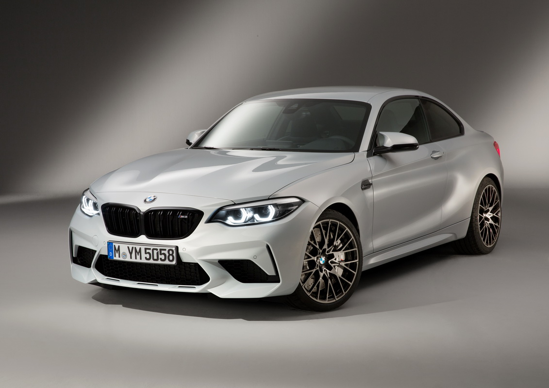 New BMW M2 Competition 2018 37