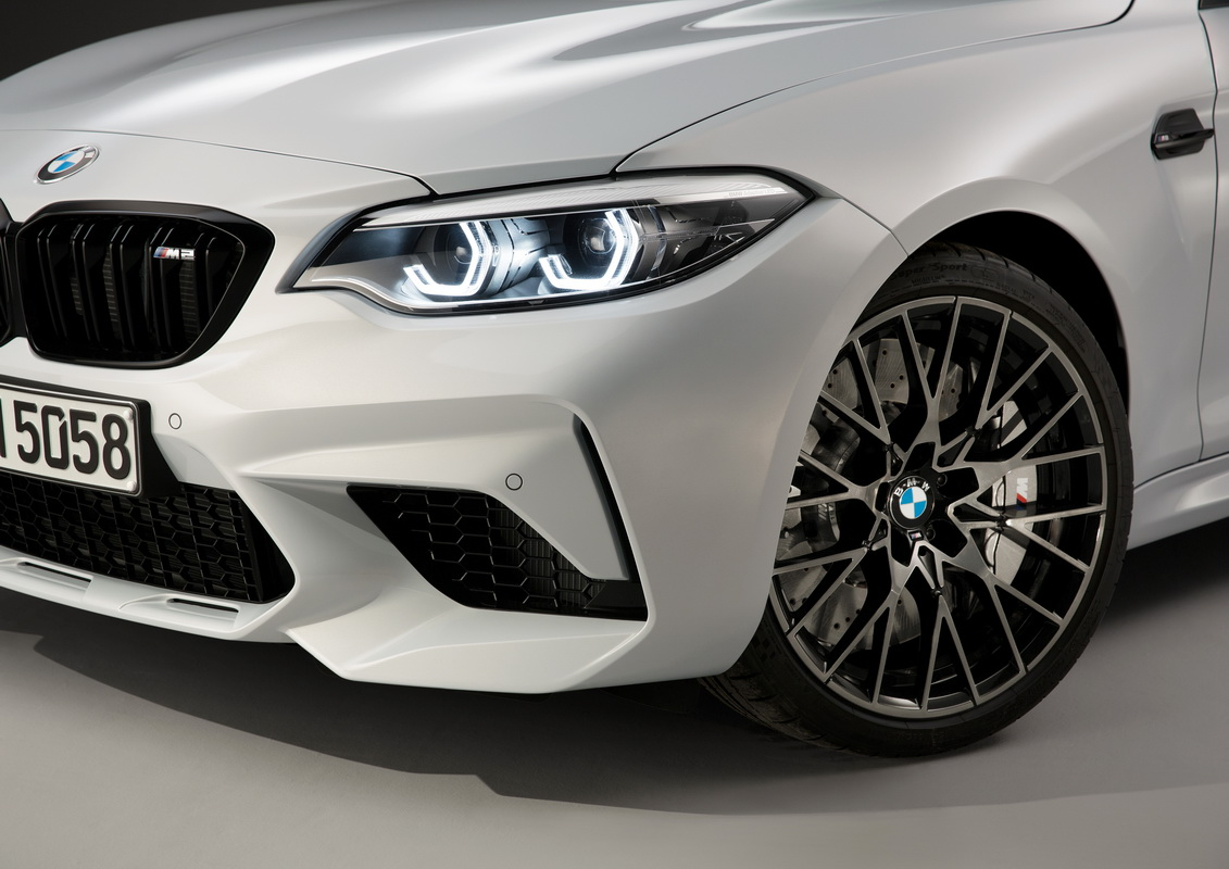 New BMW M2 Competition 2018 39