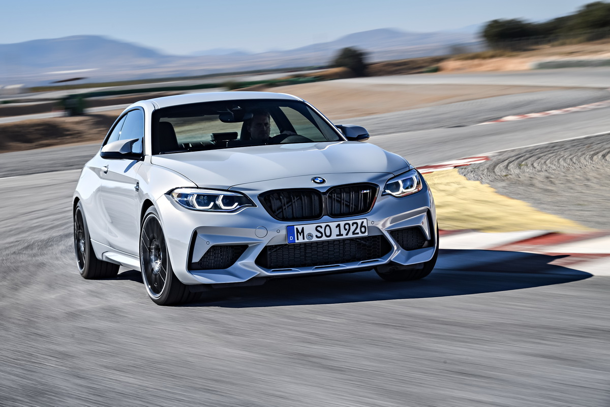 New BMW M2 Competition 2018 4