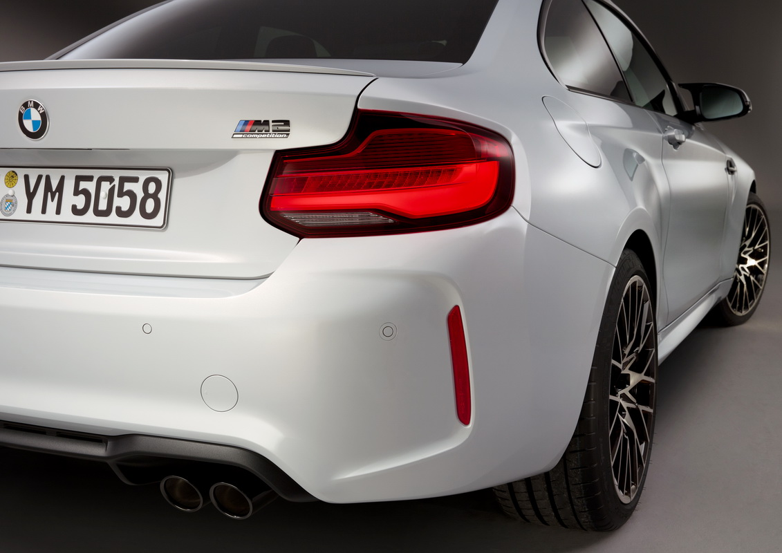 New BMW M2 Competition 2018 41