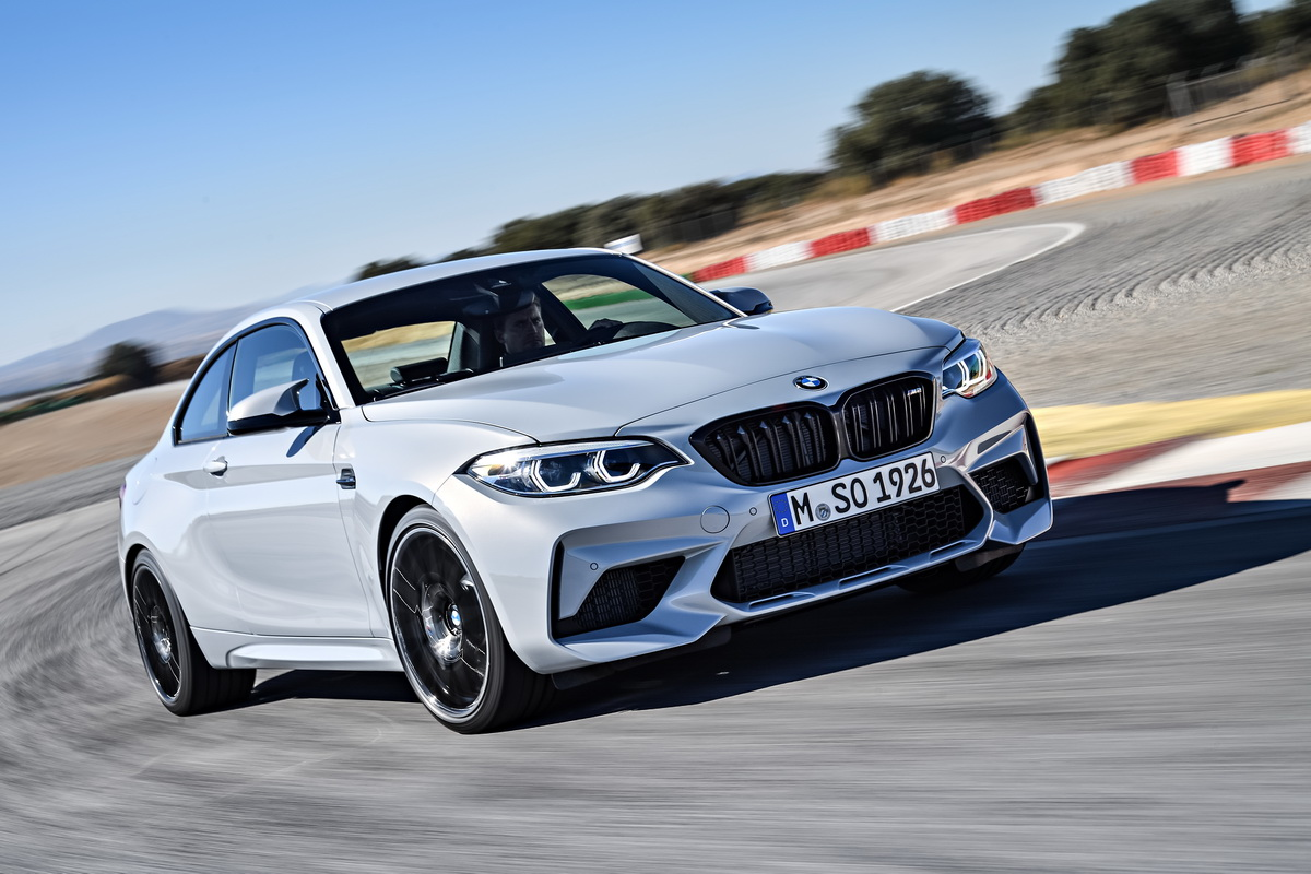 New BMW M2 Competition 2018 5
