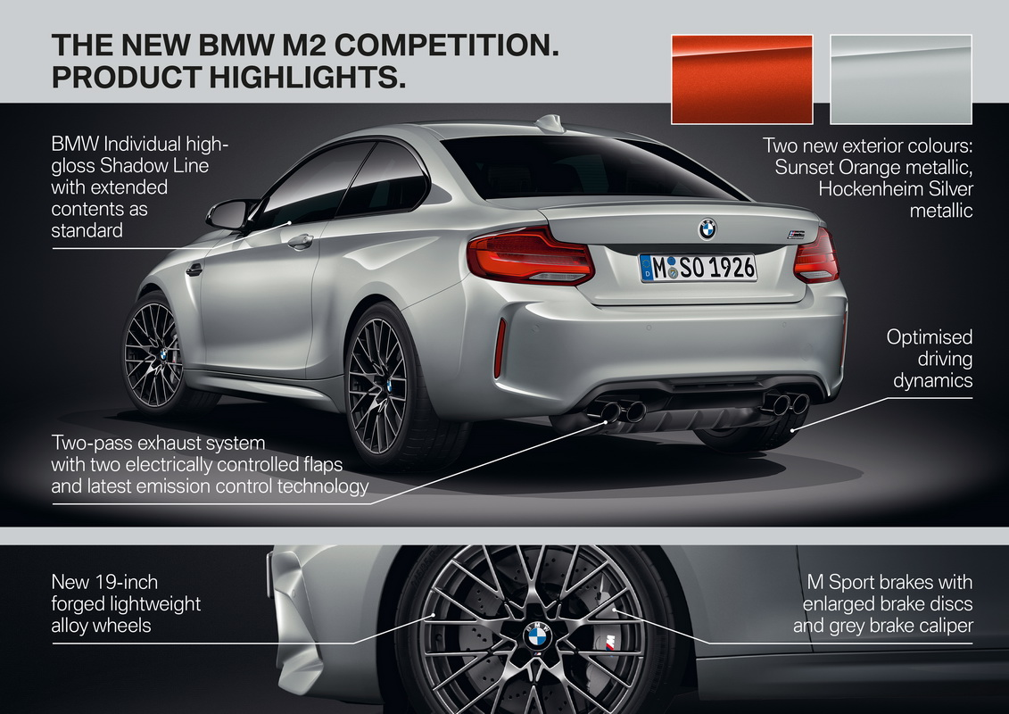 New BMW M2 Competition 2018 50