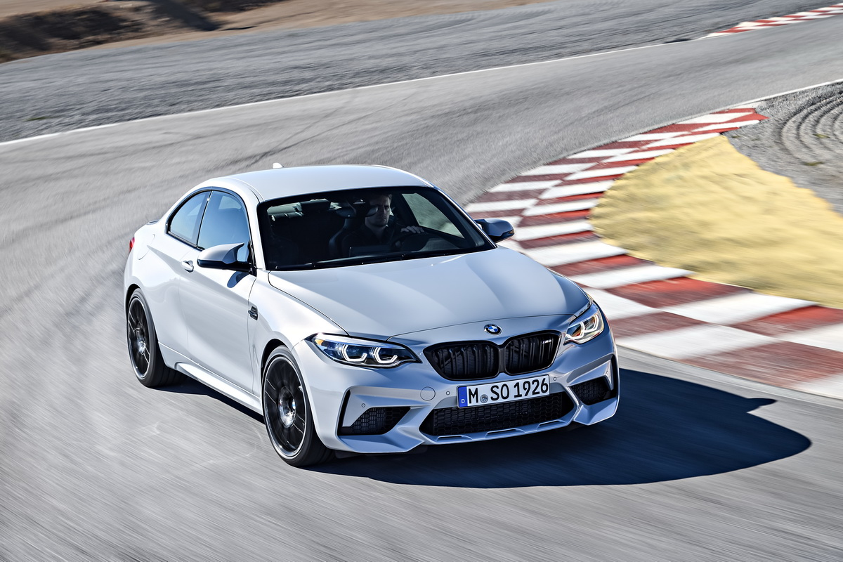 New BMW M2 Competition 2018 6