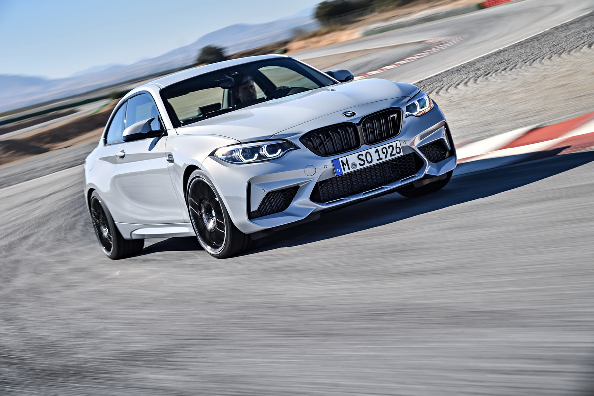 New BMW M2 Competition 2018 7